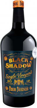 Four Friends Single Vineyard Black Shadow