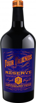 Four Friends Reserve Single Vineyard Cabernet Sauvignon & Cabernet Franc