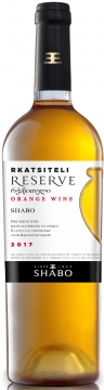 Shabo Orange Wine Rkatsiteli Reserve