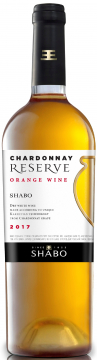 Shabo Orange Wine Chardonnay Reserve