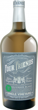 Four Friends Single Vineyard Sauvignon Blanc