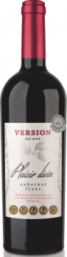 Version Plaisir Divin Cabernet Franc